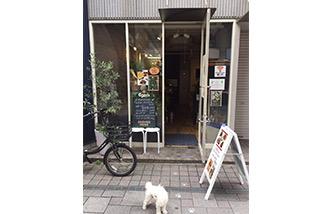 店舗画像1:カフェ&バー 蒼色の種